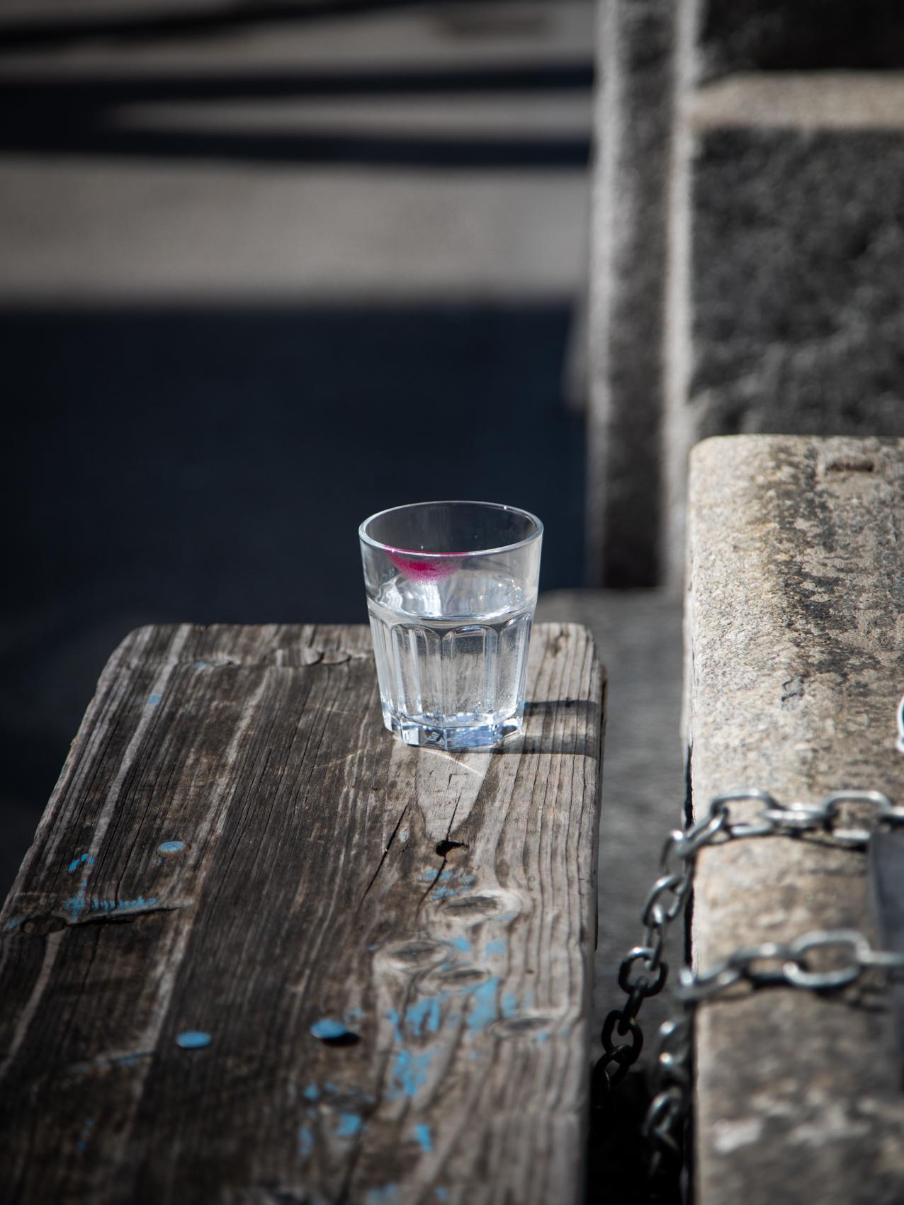 Zürich, Wasserglas